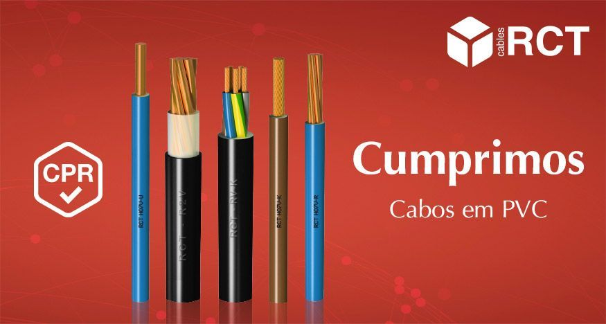 Cabos PVC