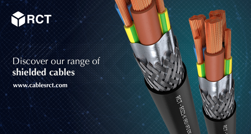 Discover our range of shielded cables
